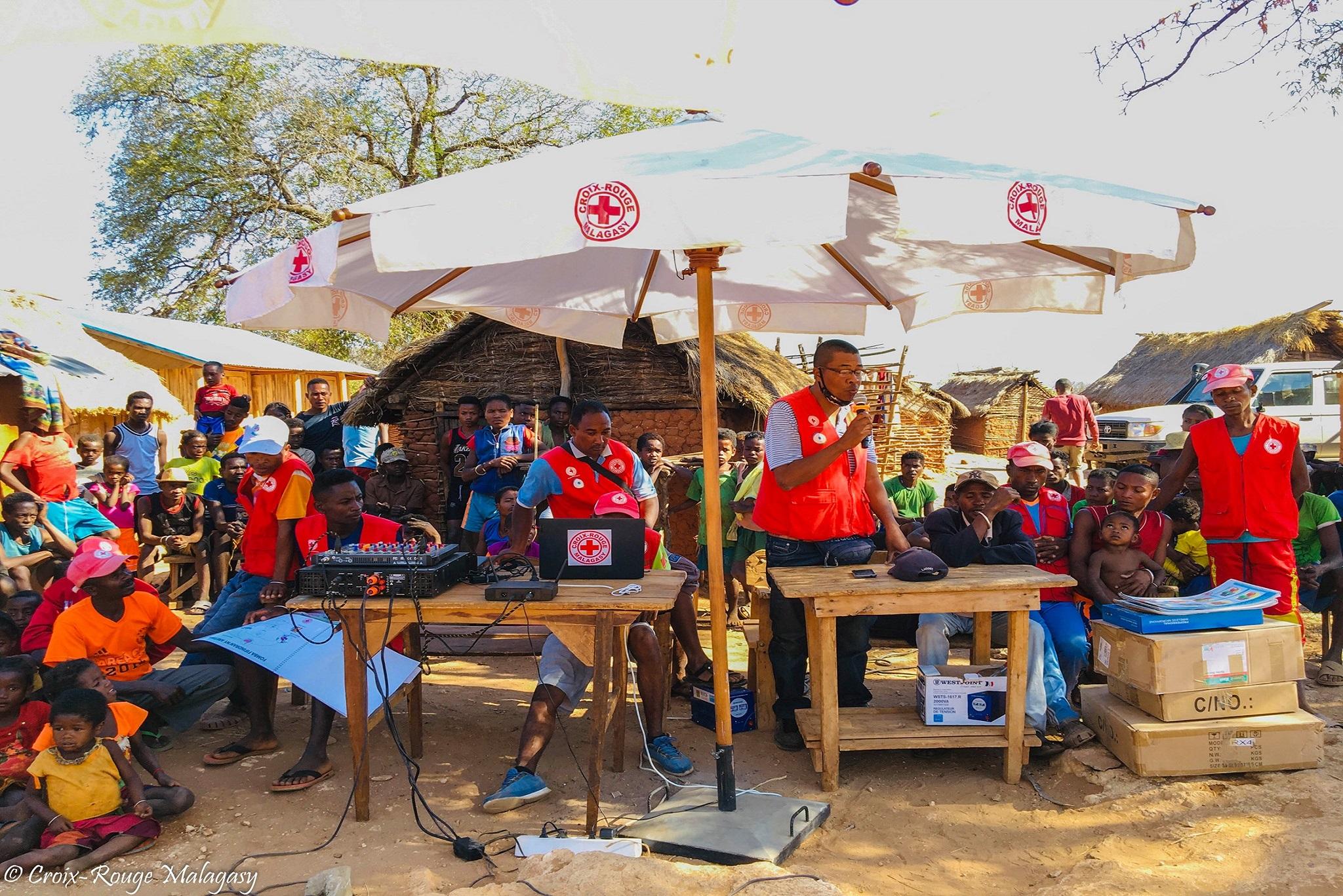 Projet d'Urgence à Ambatoabo