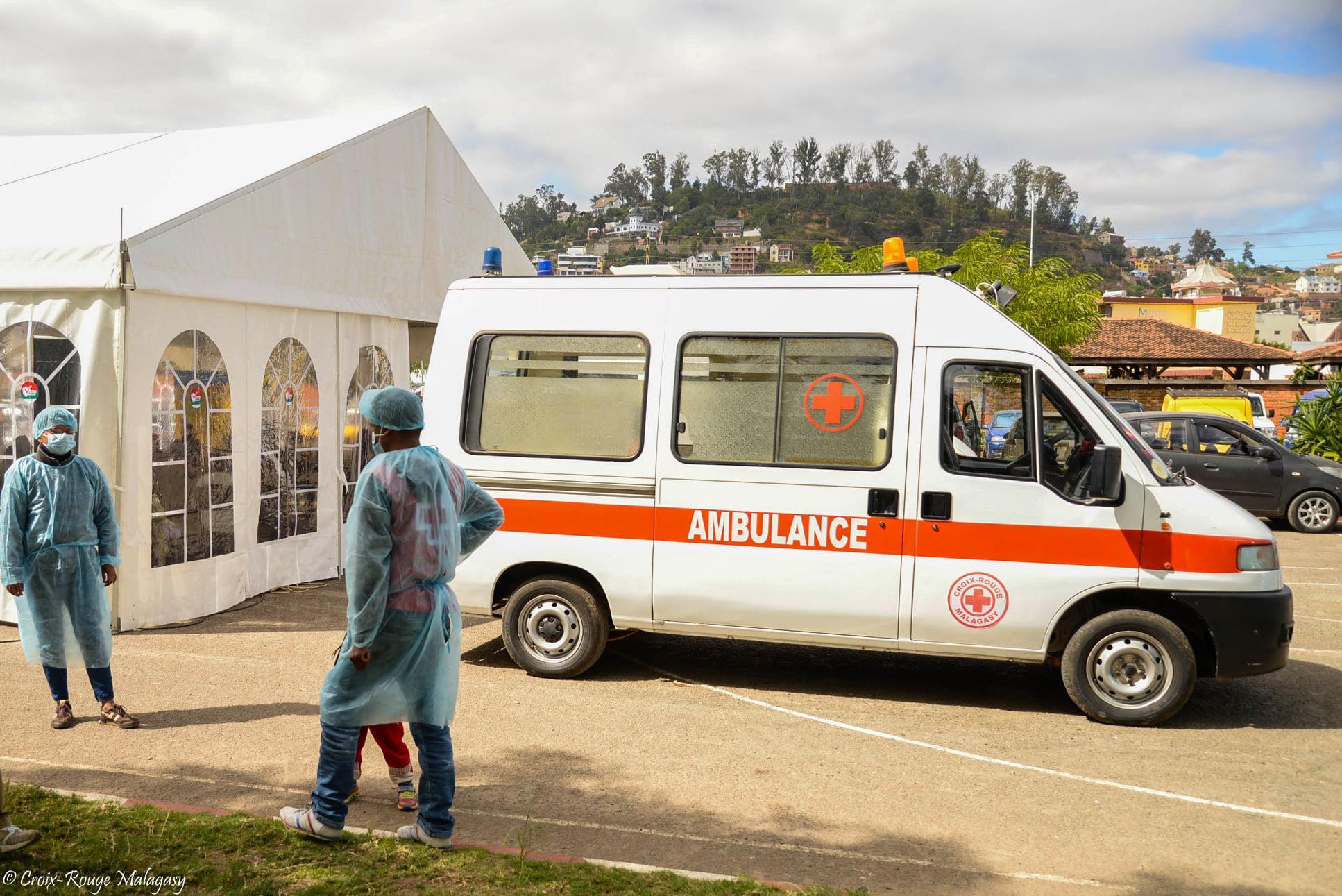 Campagne de vaccination au COVID-19