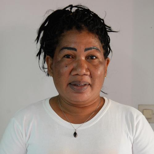 RANAIVOSON Nasolo Marie Emma Première vice-présidente