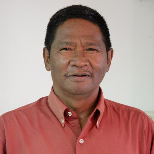 RAKOTOBEHARIVELOMPY Josoa Trésorier national