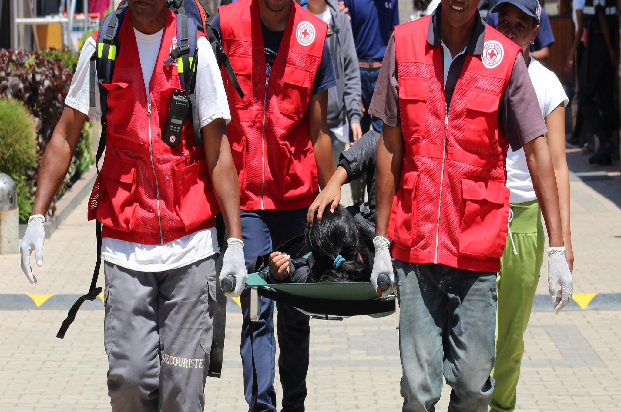 Croix-Rouge Malagasy formation en ligne.